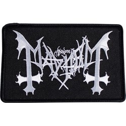 Mayhem - Unisex Logo Patch