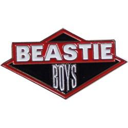 Beastie Boys - Unisex ENAMEL LOGO PIN