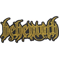 Behemoth - Unisex Engraved Logo Patch