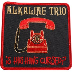 Alkaline Trio - Unisex Phone Patch