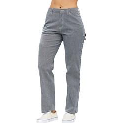 Dickies Girl - Carpenter Pant Striped
