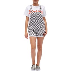 Dickies Girl - Stretch Shortall Roll Hem