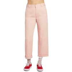 Dickies Girl - Work Crop Roll Hem Pant