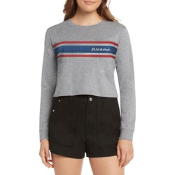 Dickies Girl - Long Sleeve Crop T-Shirt