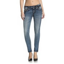 Rock Revival - Womens Daray S200 Skinny Jeans