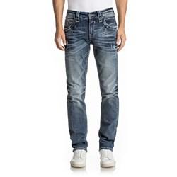 Rock Revival - Mens Daniel Alternative Straight Jeans