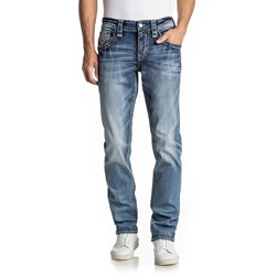 Rock Revival - Mens Ryker A233 Alternative Straight Jeans