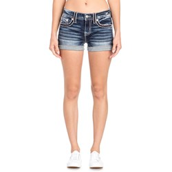Miss Me - Womens Mid Rise M5014H301 Mid-Rise Short