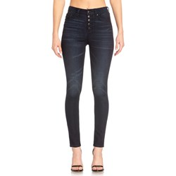 Miss Me - Womens High-Rise H1027SN Skinny Jeans