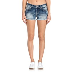 Miss Me - Womens Mid Rise M3351H Mid-Rise Shorts