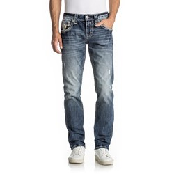 Rock Revival - Mens Raine A209 Alt Straight Jeans