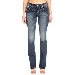Miss Me - Womens Mid-Rise M3444SB2 Boot Jeans