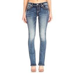 Miss Me - Womens Mid-Rise M5014B311 Boot Jeans