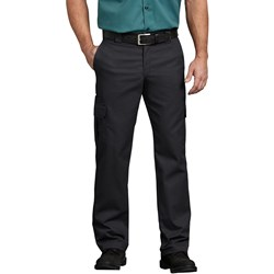 Dickies - Mens Regular Fit Straight Leg Twill Cargo Pants