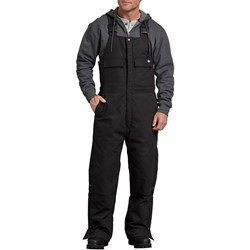 Dickies - Mens Sanded Duck Insulated Bib Overall
