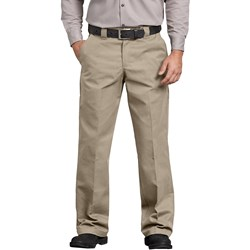Dickies - Mens Relaxed Fit Straight Comfort Waist Pants