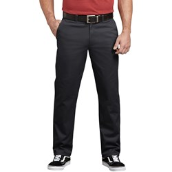 Dickies - Mens Comfort Waist Washed Chino Pants