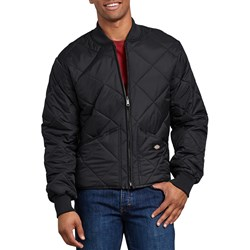 Dickies - Mens Diamond Quilted Nylon Jacket