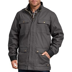 Dickies - Mens Sanded Duck Flex Mobility Coat