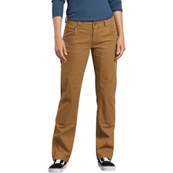 Dickies - Womens Stretch Duck Double Front Carp Pants