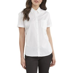 Dickies - Womens Stretch Button-Up Shirt