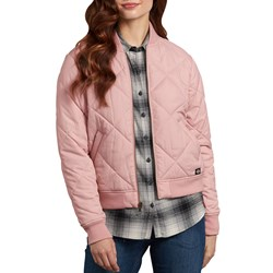 Dickies - Womens Quilted Bomber Jacket