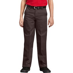Dickies - Boys Flexwaist Flat Front (8-20) Pants