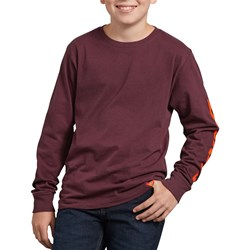 Dickies - Boys Long Sleeve Branded Graphic T-Shirt