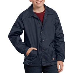 Dickies - Boys Snap From Nylon Jacket