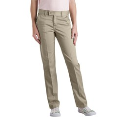 Dickies - Girls Stretch Slim Straight Pants