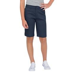 Dickies - Girls Plus Size Stretch Bermuda Shorts
