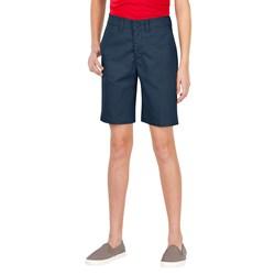Dickies - Girls Flat Front Short