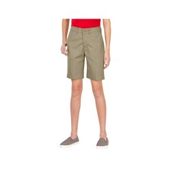 Dickies - Girls Flat Front Short