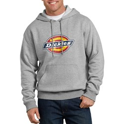 Dickies - Mens Relaxed Fit Icon Graphic Fleece
