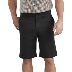 "Dickies - Mens 11"" Active Waist Washed Chino Short"