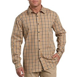 Dickies - Mens Relaxed Fit Icon Long Sleeve Yarn Dyed Plaid Shirt