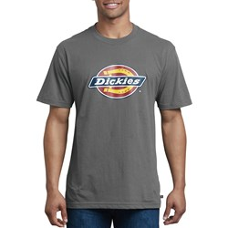 Dickies - Mens Logo Relaxed Fit Graphic T-Shirt
