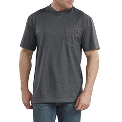 Dickies - Mens Dickie Heavyweight Heathered Crew Neck Shirt