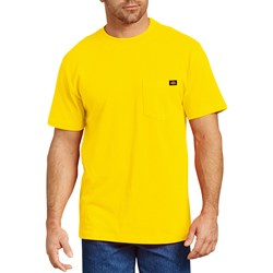 Dickies - Mens Heavyweight Neon Crew Neck T-Shirt