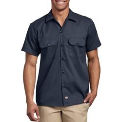Dickies - Mens Slim Fit Flex Twill Work Shirt