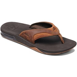 Reef - Mens Leather Fanning Sandals