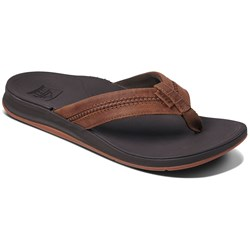 Reef - Mens Lthr Ortho-Bounce Coast Sandals