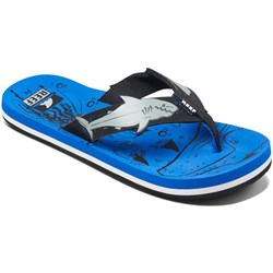 Reef - Boys Kids Ahi Shark Sandals