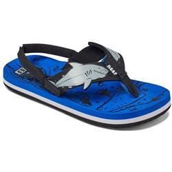 Reef - Boys Little Ahi Shark Sandals