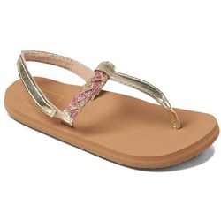 Reef - Girls Little Twisted T Sandals