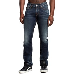 True Religion - Mens Ricky Flap Sn Straight Jeans