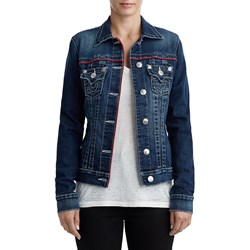 True Religion - Womens Trucker Jacket