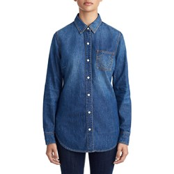 True Religion - Womens Boyfriend Shirt