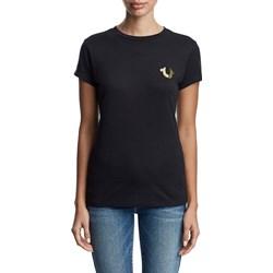 True Religion - Womens Classic Buddha Crew T-Shirt