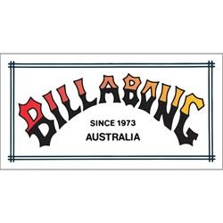 Billabong - Mens Arch Sticker